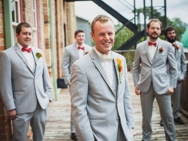 Steven and Andrea's wedding in Alliston, Ontario 13