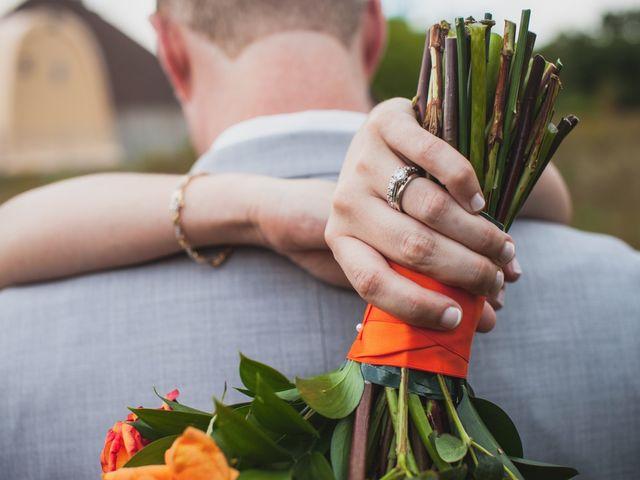 Steven and Andrea's wedding in Alliston, Ontario 14