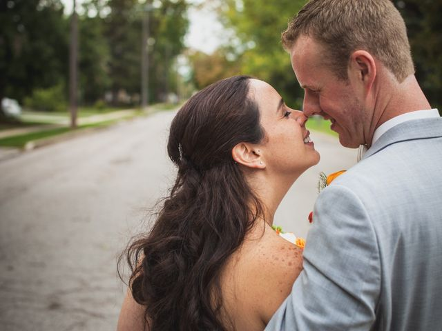 Steven and Andrea's wedding in Alliston, Ontario 15