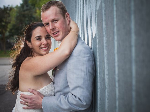Steven and Andrea's wedding in Alliston, Ontario 16