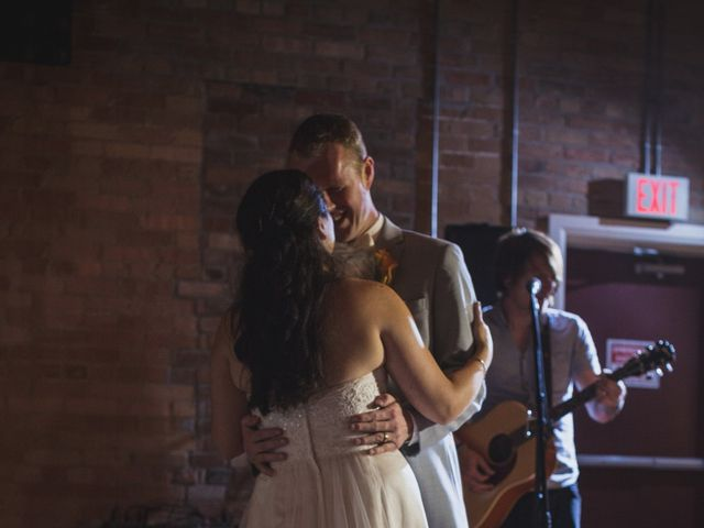 Steven and Andrea's wedding in Alliston, Ontario 19