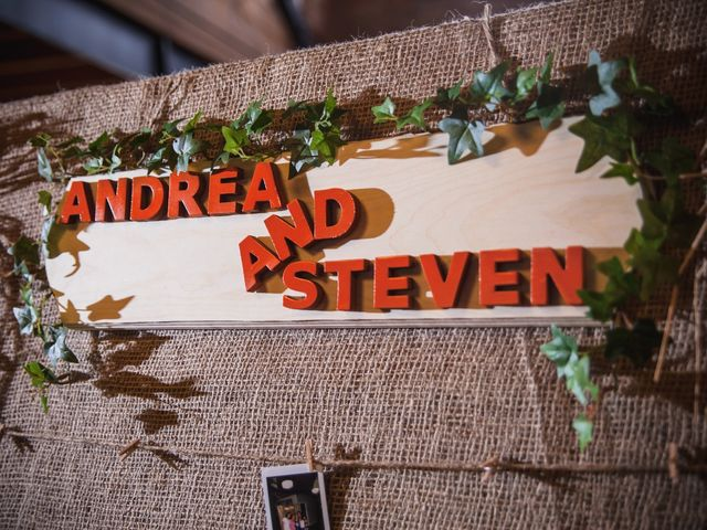Steven and Andrea's wedding in Alliston, Ontario 21