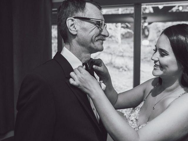Matt and Lindsey's wedding in Bowen Island, British Columbia 13