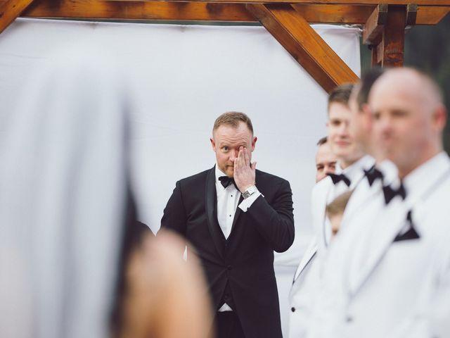 Matt and Lindsey's wedding in Bowen Island, British Columbia 18