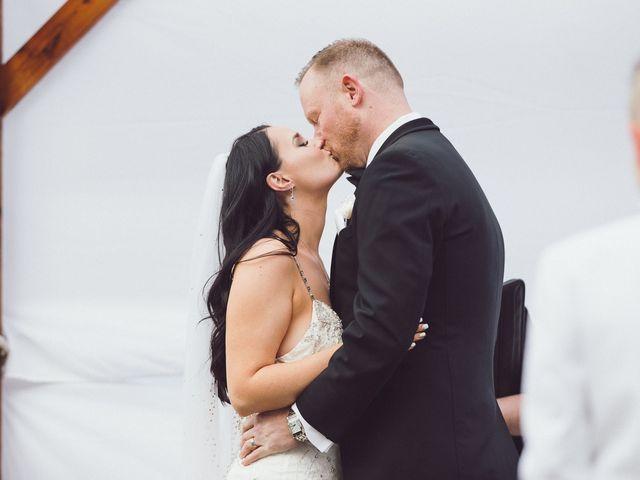 Matt and Lindsey's wedding in Bowen Island, British Columbia 21