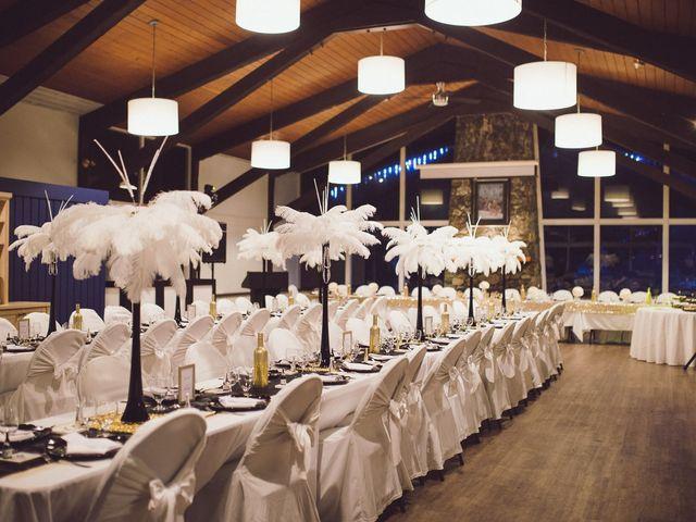 Matt and Lindsey's wedding in Bowen Island, British Columbia 36