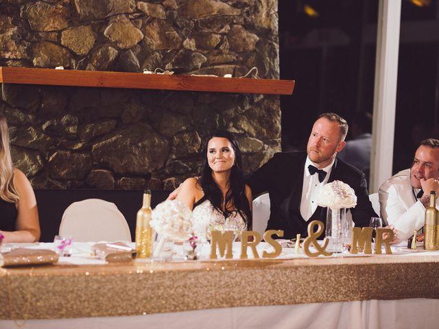 Matt and Lindsey's wedding in Bowen Island, British Columbia 49