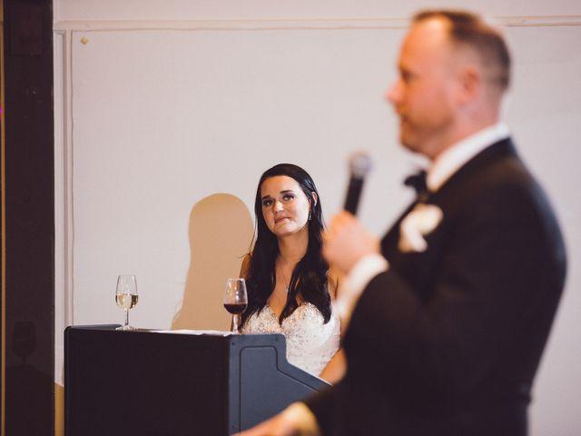 Matt and Lindsey's wedding in Bowen Island, British Columbia 50