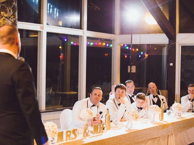Matt and Lindsey's wedding in Bowen Island, British Columbia 51