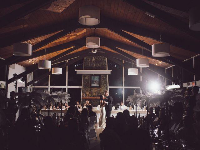 Matt and Lindsey's wedding in Bowen Island, British Columbia 54