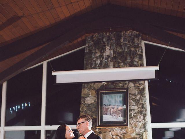 Matt and Lindsey's wedding in Bowen Island, British Columbia 56