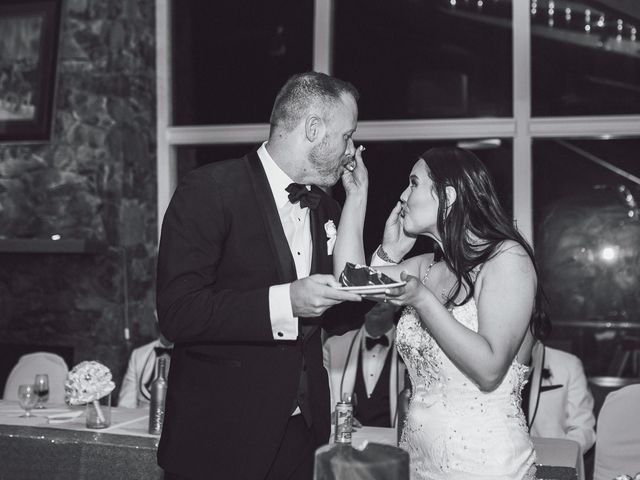 Matt and Lindsey's wedding in Bowen Island, British Columbia 60