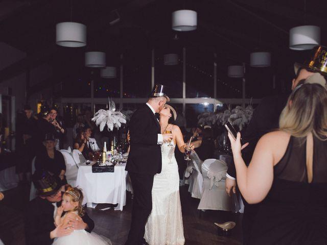 Matt and Lindsey's wedding in Bowen Island, British Columbia 61