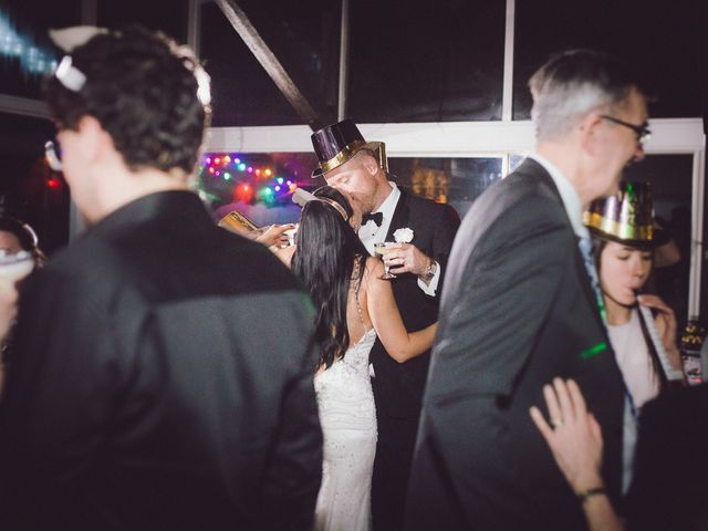 Matt and Lindsey's wedding in Bowen Island, British Columbia 66