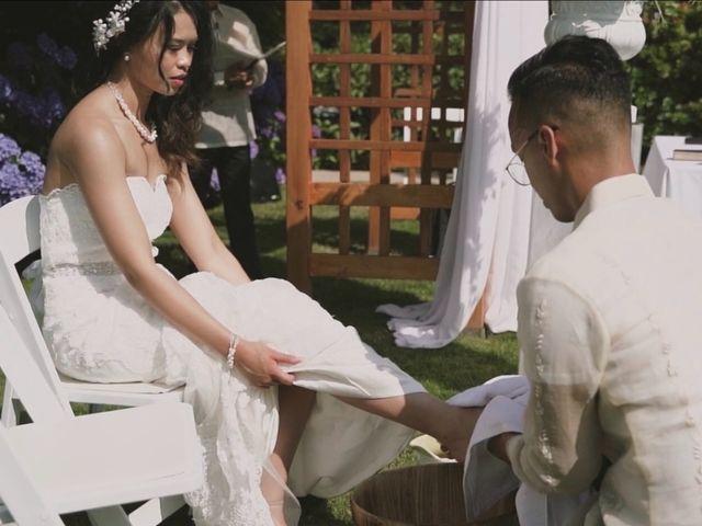 Michael and Cristel's wedding in Tsawwassen, British Columbia 5