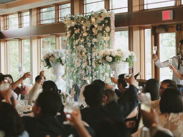 Michael and Cristel's wedding in Tsawwassen, British Columbia 6