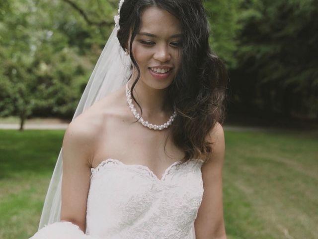 Michael and Cristel's wedding in Tsawwassen, British Columbia 8