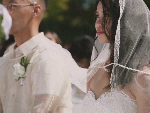 Michael and Cristel's wedding in Tsawwassen, British Columbia 9