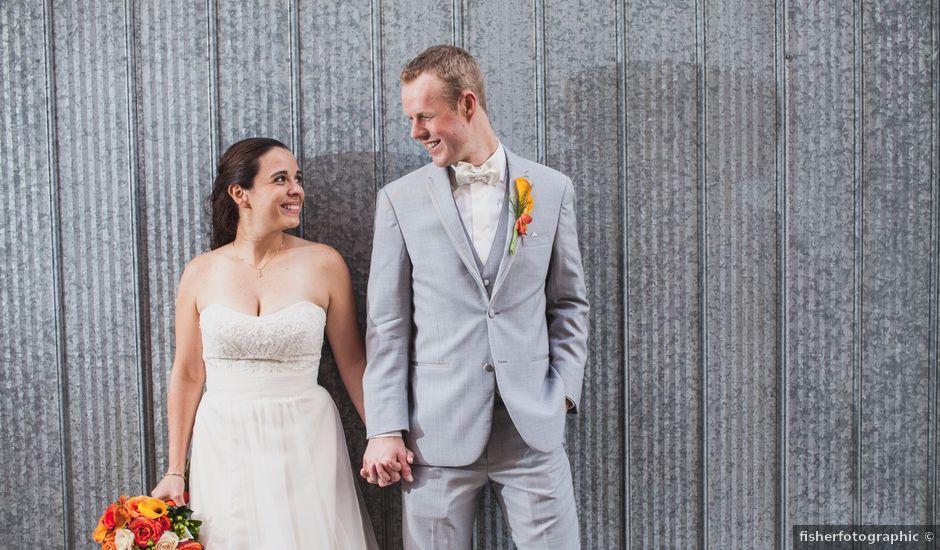 Steven and Andrea's wedding in Alliston, Ontario