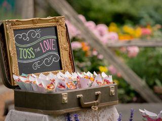 The wedding of Hanna and Matt 1