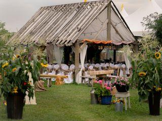 The wedding of Hanna and Matt 2