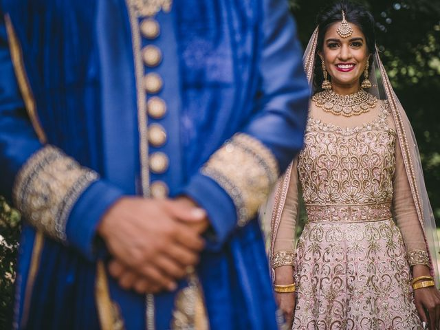 Arif and Samantha's wedding in Brampton, Ontario 13