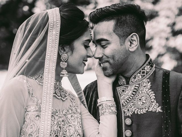 Arif and Samantha's wedding in Brampton, Ontario 16