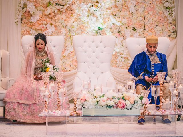 Arif and Samantha's wedding in Brampton, Ontario 2