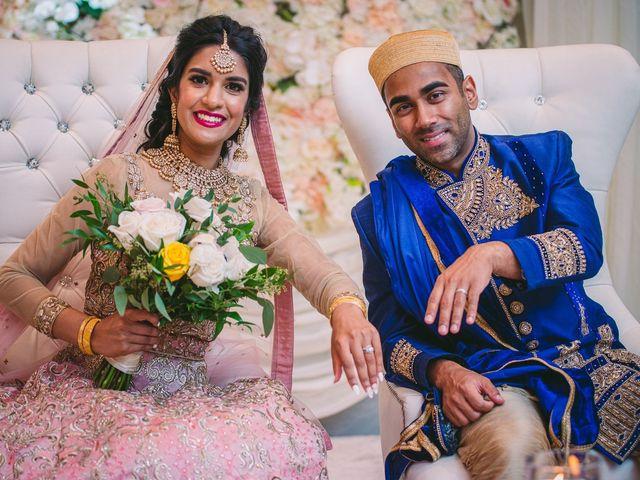 Arif and Samantha's wedding in Brampton, Ontario 22