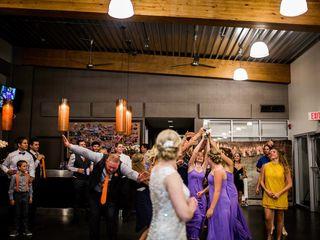 The wedding of Heidi and Ben 1