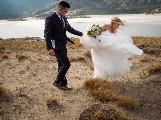 Dustin and Shannon's wedding in Jasper, Alberta 27