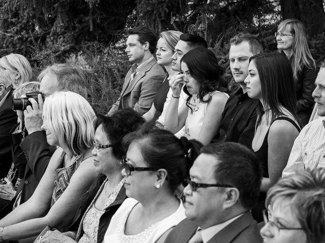 Dustin and Shannon's wedding in Jasper, Alberta 46