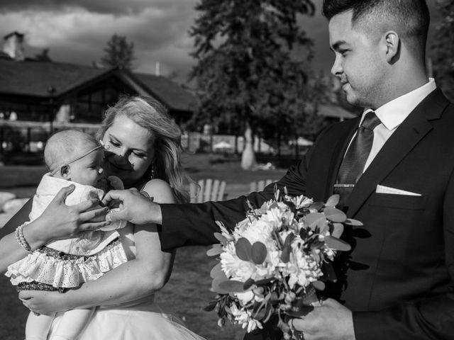 Dustin and Shannon's wedding in Jasper, Alberta 59