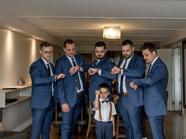 Harrison and Kate's wedding in Collingwood, Ontario 3