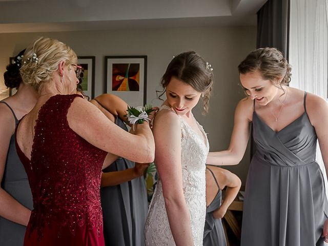 Harrison and Kate's wedding in Collingwood, Ontario 5