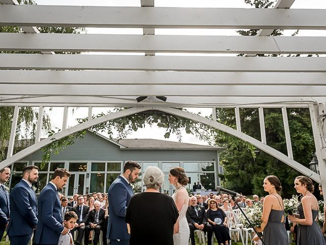 Harrison and Kate's wedding in Collingwood, Ontario 1