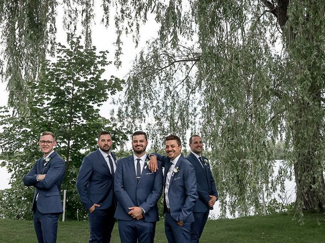Harrison and Kate's wedding in Collingwood, Ontario 11