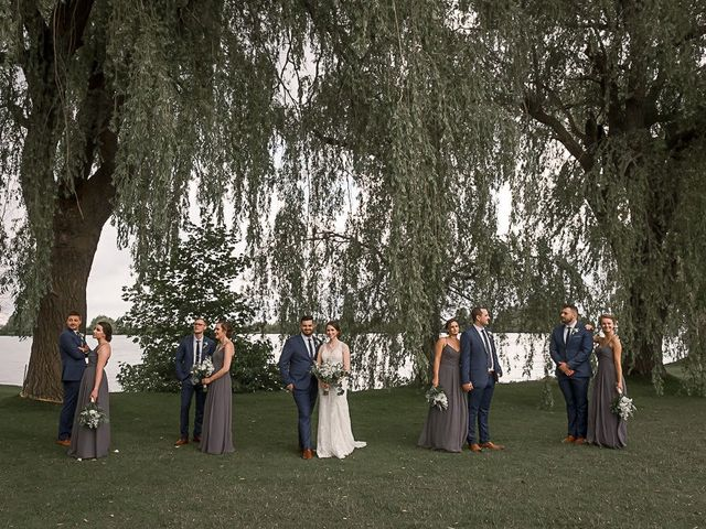 Harrison and Kate's wedding in Collingwood, Ontario 12