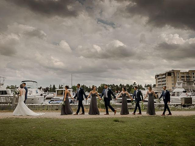 Harrison and Kate's wedding in Collingwood, Ontario 13