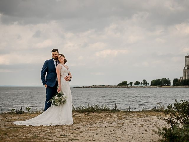 Harrison and Kate's wedding in Collingwood, Ontario 32