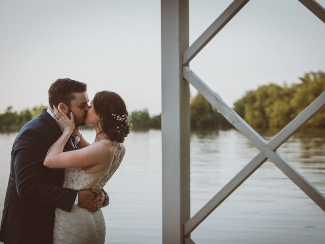 Harrison and Kate's wedding in Collingwood, Ontario 2