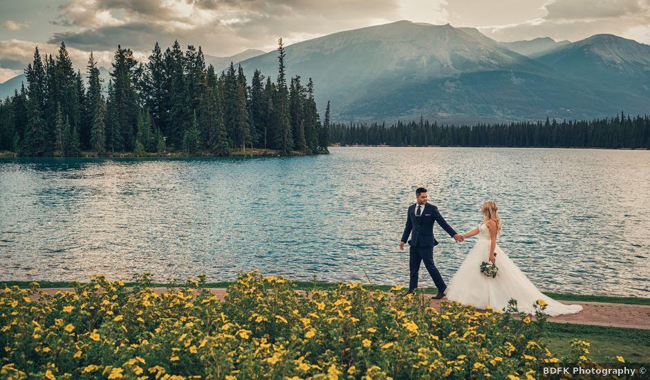 Dustin And Shannon's Wedding In Jasper, Alberta