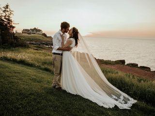 The wedding of Kaitlynn and Lucas