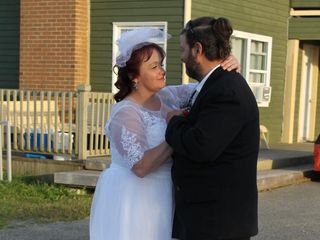 The wedding of Sharon and Clyde 3