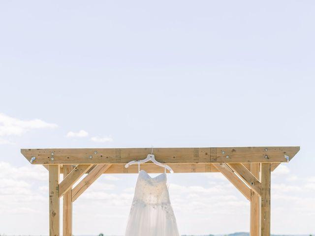 Brian and Jessica's wedding in Bradford, Ontario 3