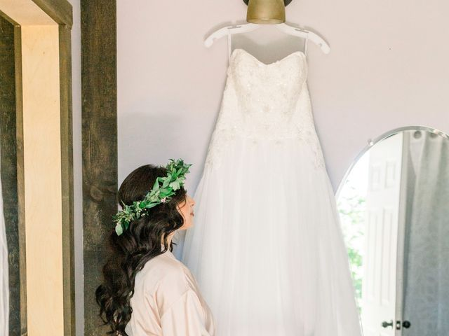 Brian and Jessica's wedding in Bradford, Ontario 7