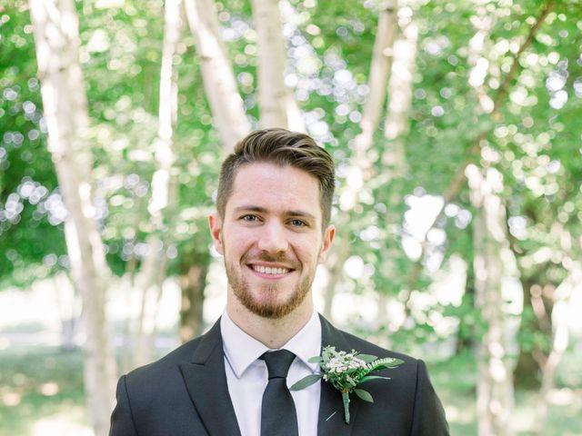 Brian and Jessica's wedding in Bradford, Ontario 9
