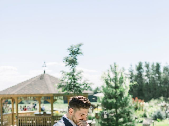 Brian and Jessica's wedding in Bradford, Ontario 16