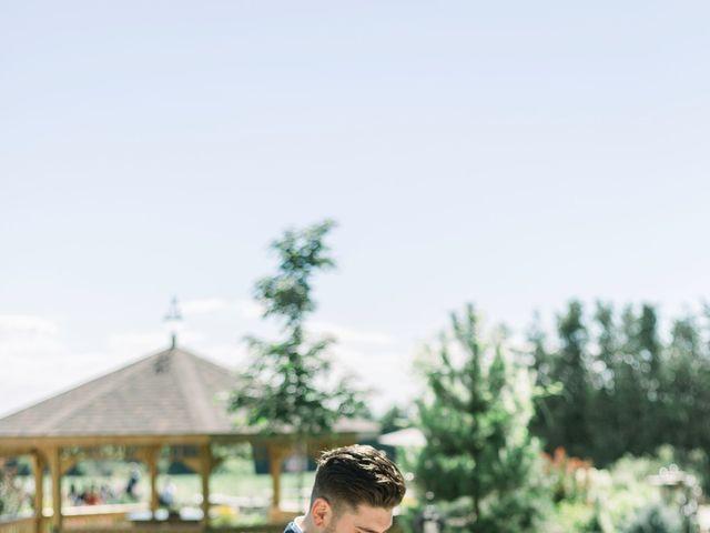 Brian and Jessica's wedding in Bradford, Ontario 17