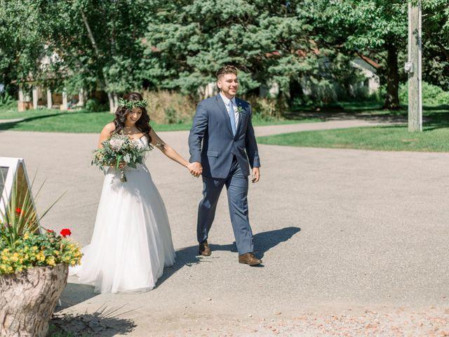 Brian and Jessica's wedding in Bradford, Ontario 18